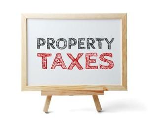 proerty taxes