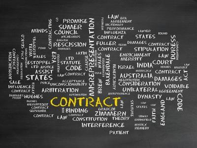 Séries : Glossaire des Termes de Contrat