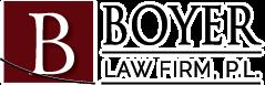 Cabinet d'avocats Boyer, PL