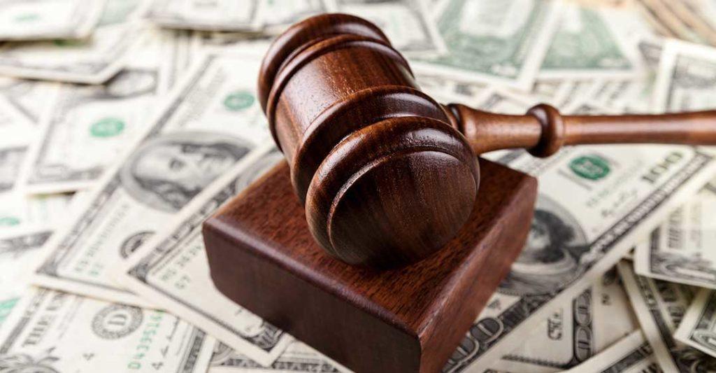 marteau sur l'argent, quels frais juridiques sont déductibles fiscalement pour votre entreprise