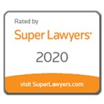 Classsé par Super Lawyers 2020, Francis M. Boyer, visiter superlawyers.com