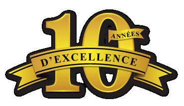 10 Ans D'Excellence